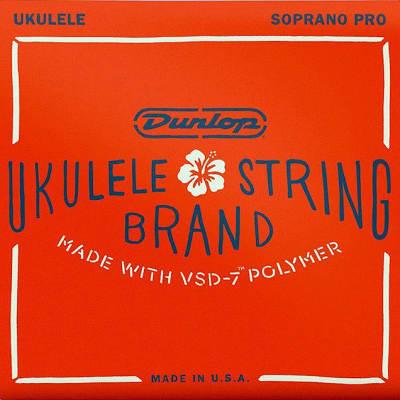 Dunlop Ukulele Pro strings - Soprano DUQ301