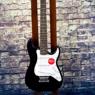 Squier Mini Stratocaster®, Laurel Fingerboard Black