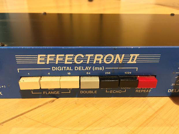 Deltalab Effectron II ADM 1024 Vintage delay/flanger/doubler