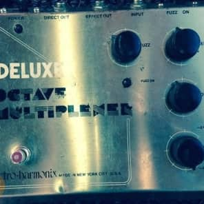 Electro-Harmonix Deluxe Octave Multiplexer
