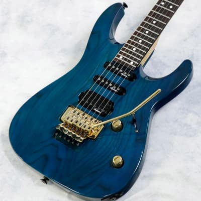Charvel CDS-090-SSH See Through Blue - Free Shipping*