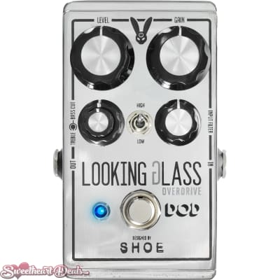 DOD Looking Glass Signature Designer Boost/Overdrive for sale