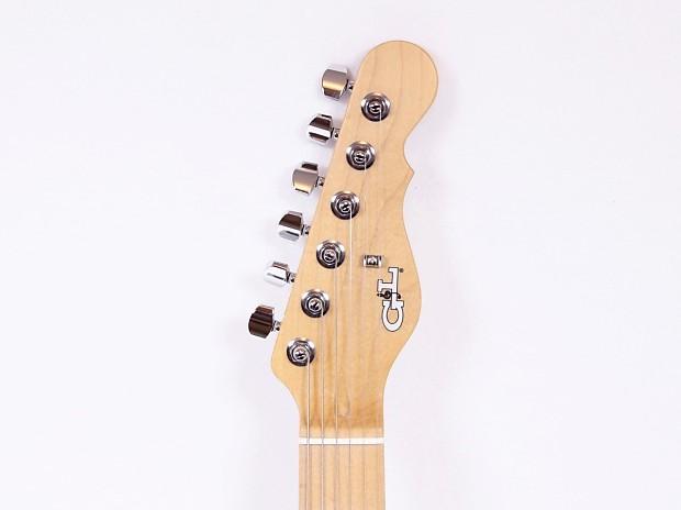 g l asat special sunburst electric guitar by leo fender reverb. Black Bedroom Furniture Sets. Home Design Ideas
