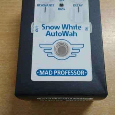 Mad Professor Snow White Auto Wah PCB Pedal w/ Original box & paperwork for sale