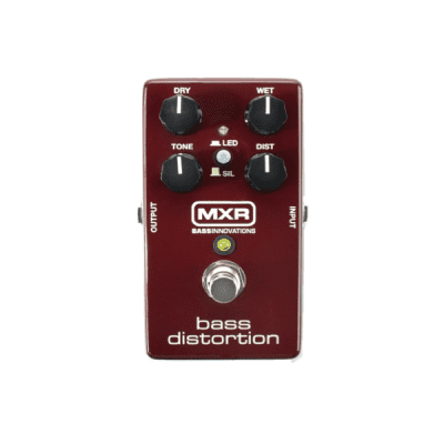 MXR M85 Bass Distortion Pedal for sale