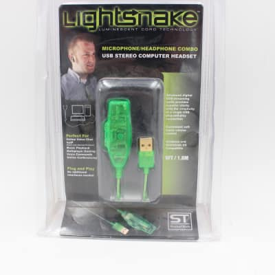 LIGHTSNAKE USB INSTRUMENT CABLE DRIVERS FOR WINDOWS MAC