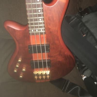 Left hand Schecter Diamond series studio bass 2020 Honey