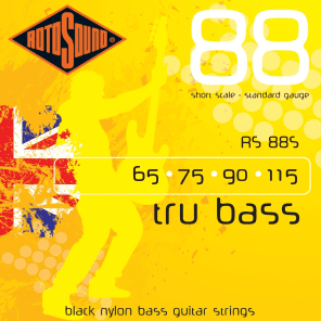 Rotosound RS88LD Tru Bass 88 Long Scale Standard Bass Strings