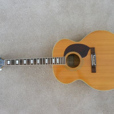 Harptone RS6NC 1973-74 Natural Maple for sale