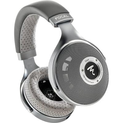 Focal Clear Over Ear High-Resolution Audiophile Headphones