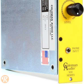 Coleman Audio PH1 500 Series Smartphone Interface