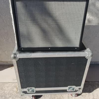 """Fender Hot Rod DeVille 212 III 3-Channel 60-Watt 2x12"""" Guitar Combo with Road Case"""