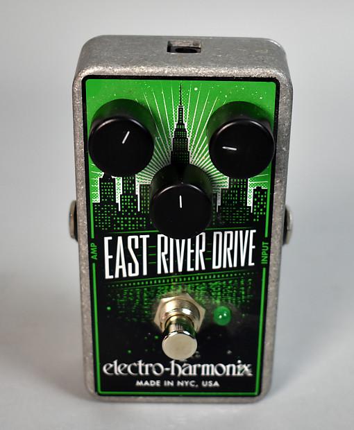 electro harmonix east river drive electric guitar overdrive reverb. Black Bedroom Furniture Sets. Home Design Ideas