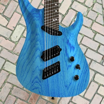 Ormsby SX Carved Top - Run 10 - Maya Blue for sale