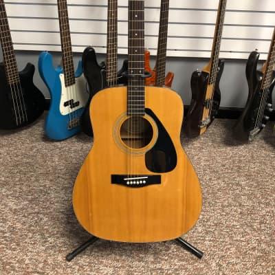 Yamaha FG-411 Natural Acoustic Guitar for sale