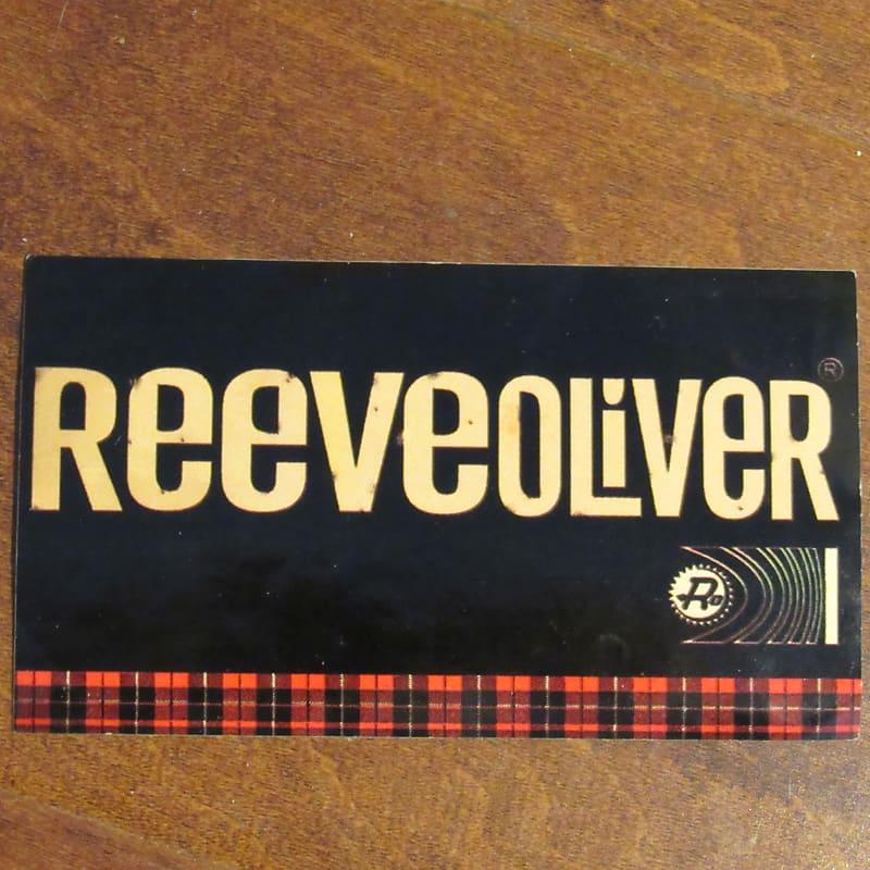 Stickers: Reeve Oliver / Sing-Sing / Radio K / The Shore / Midtown — Pop,  Punk, Alternative Rock