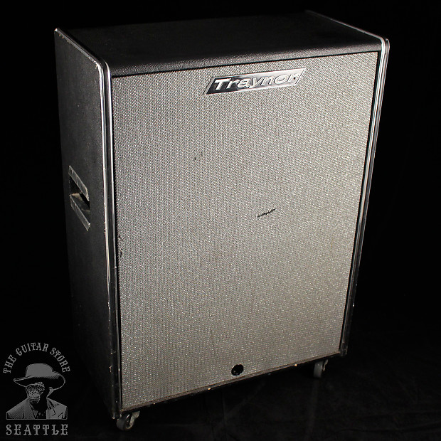 avatar cabinets traynor yt12 2x12 quot guitar speaker cabinet 1970s used reverb 10801