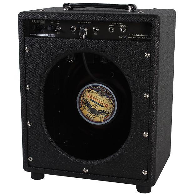 two rock burnside 1x12 combo amp black tweed reverb. Black Bedroom Furniture Sets. Home Design Ideas