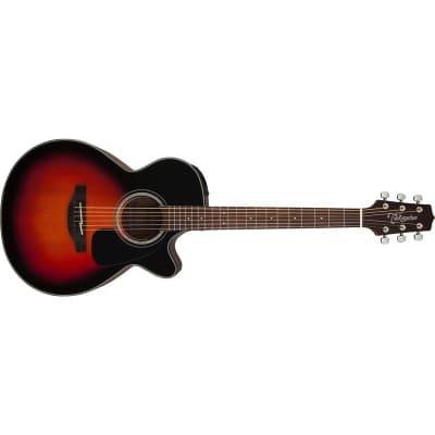 Takamine GF30CE FXC Grand Concert Electro Acoustic, Brown Sunburst for sale