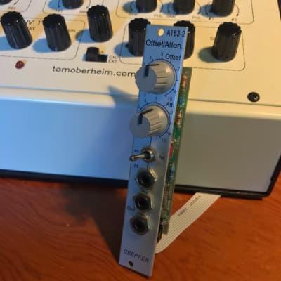 Doepfer A-183-2 Offset Attenuator