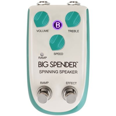 Danelectro Big Spender Spinning Speaker Effect Pedal for sale