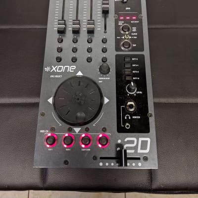 Allen & Heath XONE:02 Professional DJ Battle/Scratch Mixer