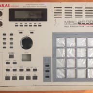 Akai MPC-2000 chassis only