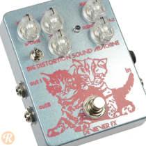 Devi Ever : FX Big Distortion Sound Machine 2010s Hammered Blue image
