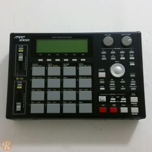 Akai MPC1000 Sampling Drum Machine and Sequencer