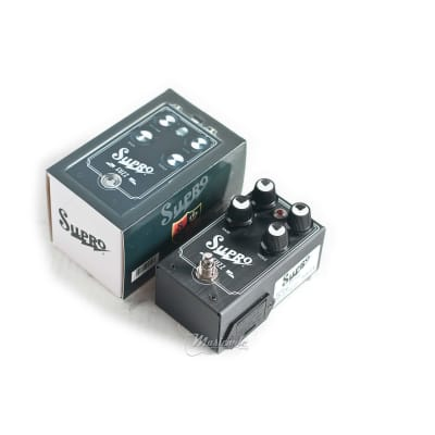 Supro 1304 Fuzz Pedal for sale