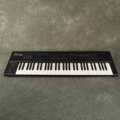 Roland JV 80 Multi-Timbral Synthesizer - 2nd Hand