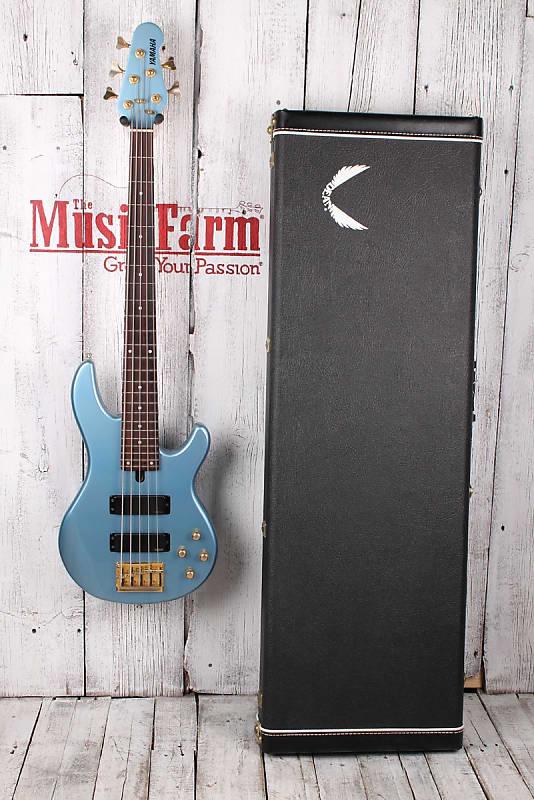 yamaha 1998 bbg5s 5 string electric bass guitar lake placid reverb. Black Bedroom Furniture Sets. Home Design Ideas
