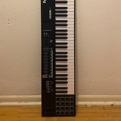 M-Audio Code 61 USB MIDI Keyboard Controller 2010s Black
