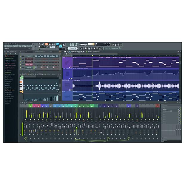 fl studio 12 producer edition download