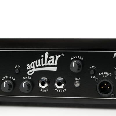 Aguilar AG 700 700w Bass Amplifier Head