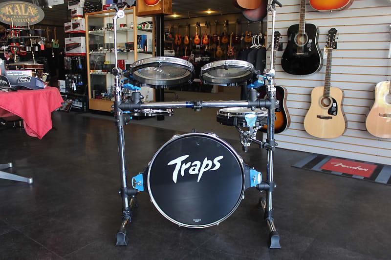 traps drums a400 portable acoustic drum set reverb. Black Bedroom Furniture Sets. Home Design Ideas