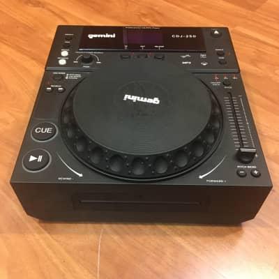 CDJ Gemini 250 Professional CD/MP3 Player/Turntable