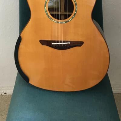Avalon S200c (Furch) Gitarre Gold Series Cutaway vollmassiv RARE for sale