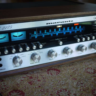 Marantz Model 2275 Stereophonic Receiver