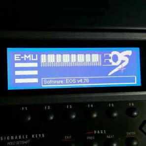 Graphic Display Upgrade - ULTRA E4XT e6400 E5000 E-SYNTH E4 Platinum !