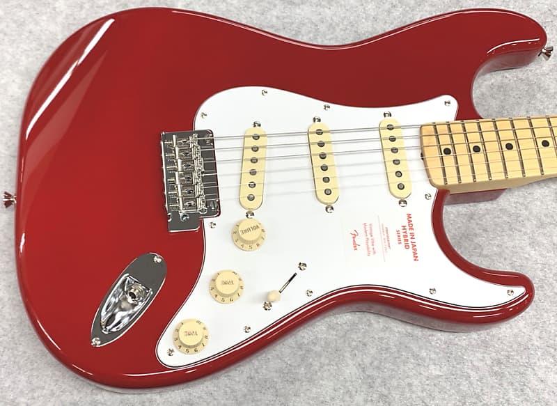 Fender JAPAN HYBRID 68 STRATOCASTER SN:4133 ≒3 50kg 2018