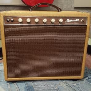 "Milkman Pint 10-Watt 1x12"" Guitar Combo with Jupiter Ceramic Speaker"