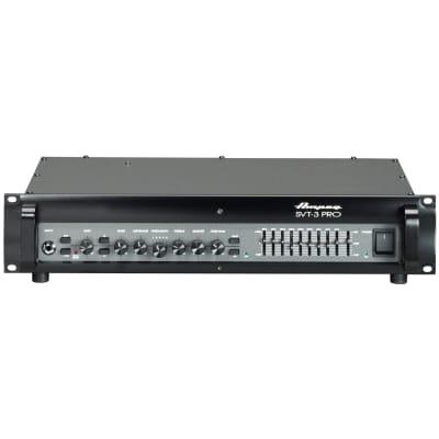 Ampeg SVT-3 PRO 450-Watt Rackmount Bass Amp Head