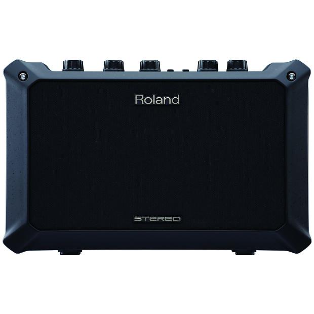 roland mobile ac battery power acoustic portable guitar amp reverb. Black Bedroom Furniture Sets. Home Design Ideas
