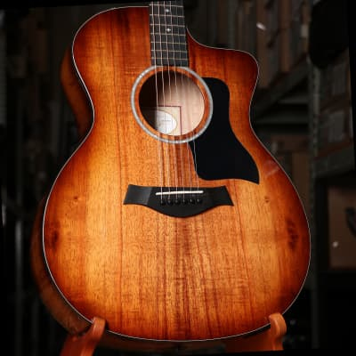 Taylor 224CE-KDLX Grand Auditorium with Cutaway Acoustic-Electric Guitars