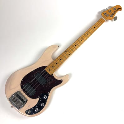 Ernie Ball Music Man  Sabre Classic  H H ,NOS> Blonde / Ash ,OHSC. for sale