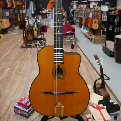 Gitane Manouche Gipsy Jazz Natural for sale