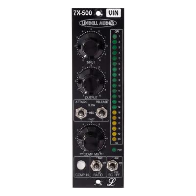 Lindell Audio 7X-500 Vintage 500-Series Fet Compressor Module 7X500VIN