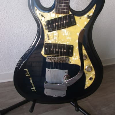 Tokai Humming Bird  1967 blue Original from the 60s for sale