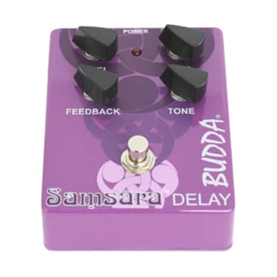 Budda Samsara Delay w/ Free Patch Cable for sale
